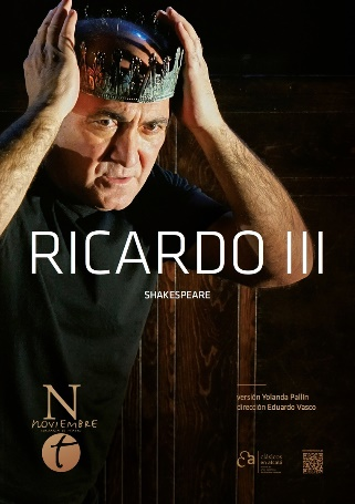 RICARDO III - NOVIEMBRE TEATRO