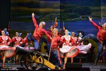 COSACOS DE RUSIA en el Teatro de la Luz Phillips Gran Vía