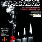 VELAS APAGADAS en el Teatro La Usina