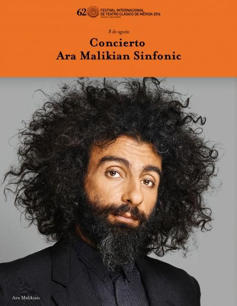 Concierto Ara Malikian Sinfonic