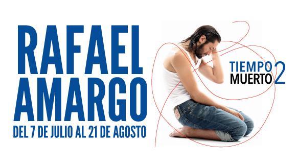 Rafael Amargo. Tiempo Muerto 2
