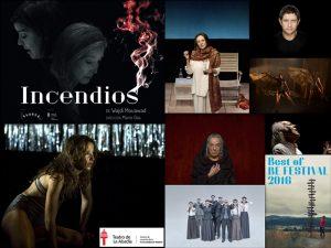 Avance PROGRAMACIÓN Teatro de La Abadía 2016-2017