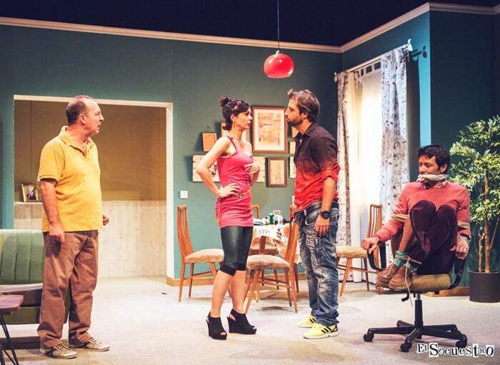 El secuestro en el Teatro Fígaro
