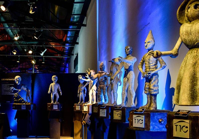 Cuarto Milenio La Exposici N En El Teatro Calder N De Madrid