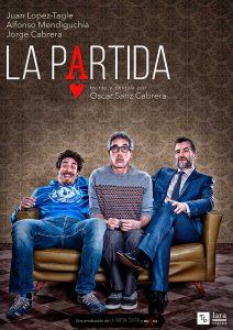 LA PARTIDA en el Teatro Lara