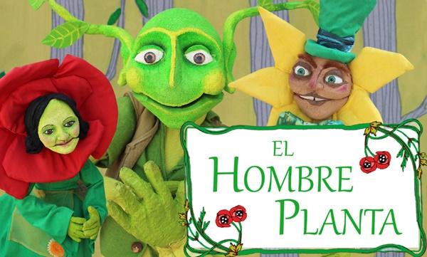 EL HOMBRE PLANTA