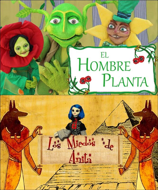 PROGRAMACIÓN INFANTIL en el Teatro Quevedo