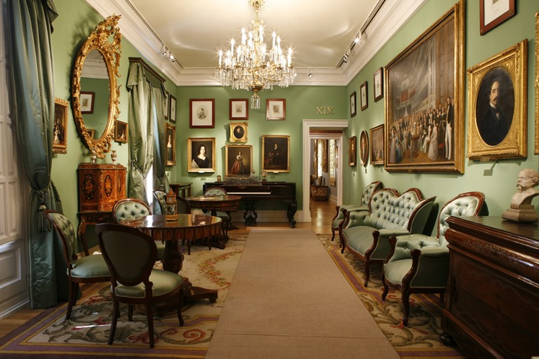 Museo del Romanticismo. Sala de Literatura y Teatro