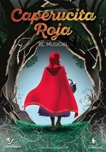Caperucita Roja (el musical) en el Teatro Sanpol