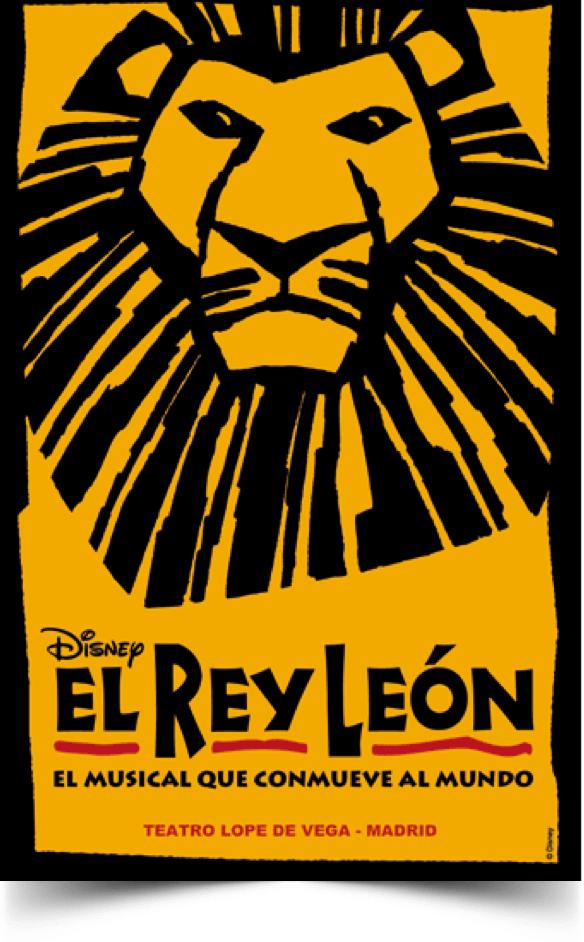 El rey le n el musical en el teatro lope de vega de madrid - El rey del tresillo ...