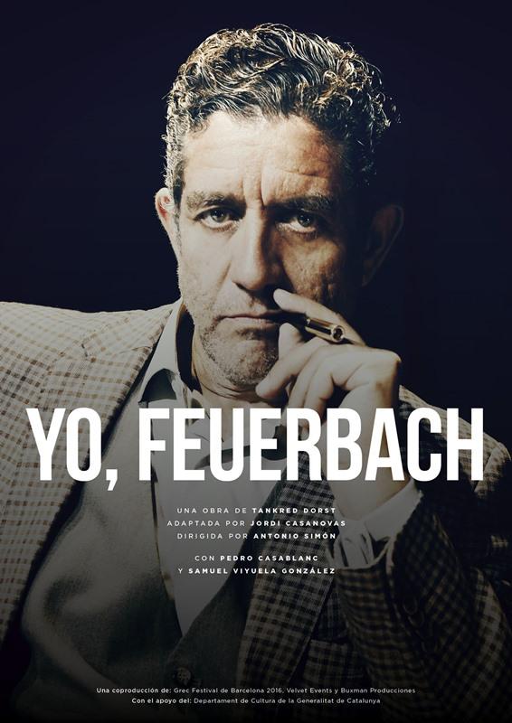 Yo Feuerbach en el Teatro de La Abadía