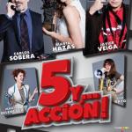 5 Y ACCIÓN en el Teatro Reina Victoria
