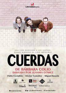 CUERDAS de Bárbara Colio en el Teatro Lara