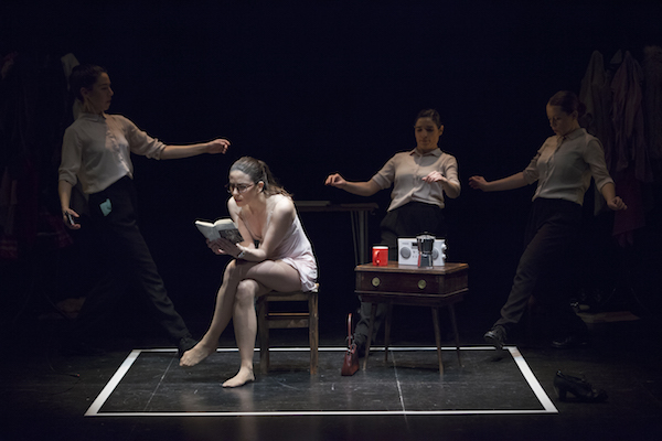 INTERRUPTED en el Teatro Lara