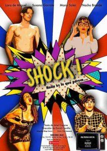 Shock! Nada es lo que parece en el Teatro de Las Aguas