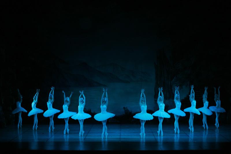 EL LAGO DE LOS CISNES – Ballet Nacional Ruso en el Teatro Nuevo Apolo