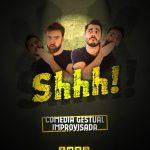 SHHH! de Improclan en el Teatro Alfil