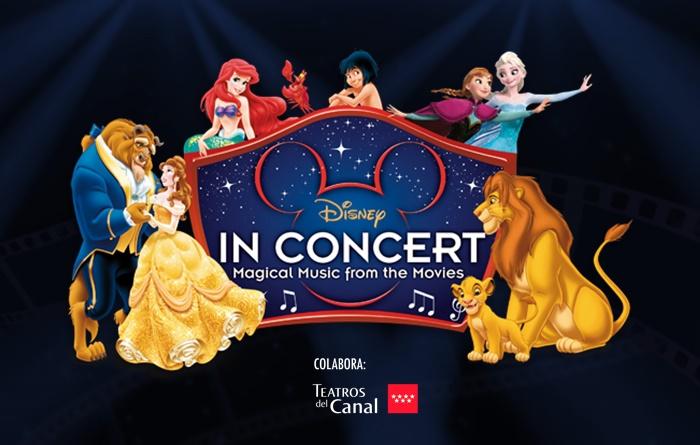 DISNEY IN CONCERT en los Teatros del Canal