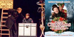 A Christmas Carol en el Teatro Reina Victoria