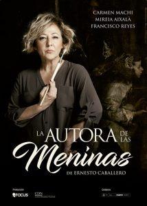 la autora de las meninas en el Teatro Valle-Inclán