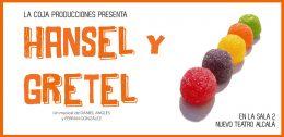 HANSELYGRETEL,ELMUSICAL en el Nuevo Teatro Alcalá