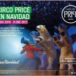 CIRCO PRICE EN NAVIDAD 'Navidades en el Price'