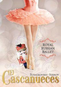EL CASCANUECES - Royal Russian Ballet en Teatro Nuevo Apolo
