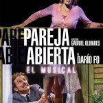 PAREJA ABIERTA El musical