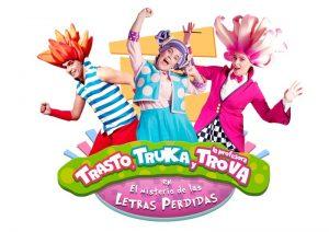 TRASTO TRUKA Y LA PROFESORA TROVA en el Teatro Bellas Artes