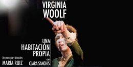 UNA HABITACIÓN PROPIA de Virginia Woolf en el Teatro del Barrio