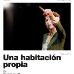 UNA HABITACIÓN PROPIA de Virginia Woolf en el Teatro Español