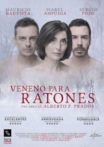 VENENO PARA RATONES en el Teatro Lara