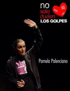 NO SOLO DUELEN LOS GOLPES de Pamela Palenciano