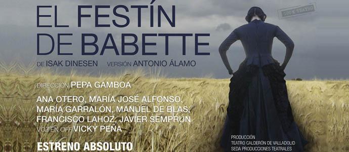 EL FESTÍN DE BABETTE