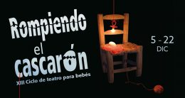 ROMPIENDO EL CASCARÓN 2020 en el Teatro Fernán Gómez