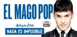 NADA ES IMPOSIBLE, el Mago Pop regresa al Teatro Rialto