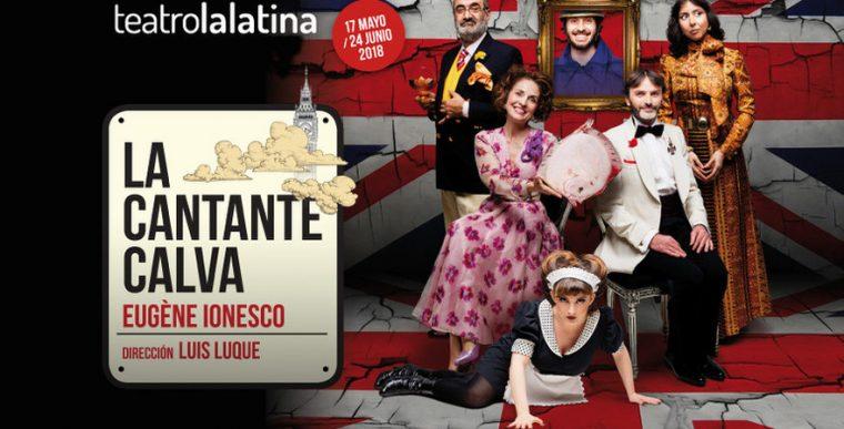 LA CANTANTE CALVA en el Teatro La Latina