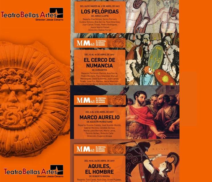 FESTIVAL DE MÉRIDA EN MADRID