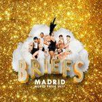 BRIEFS en el Teatro Calderón, WorldPride Madrid 2017