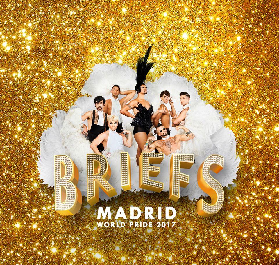 BRIEFS en el Teatro Calderón