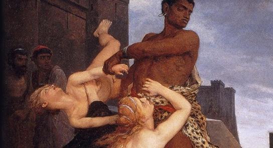 Troyanas De Eurípides
