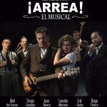 ARREA El Musical de Mamá Ladilla en los Teatros Luchana