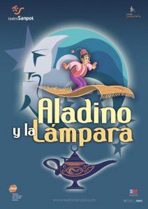 ALADINO Y LA LÁMPARA en Teatro SanPol