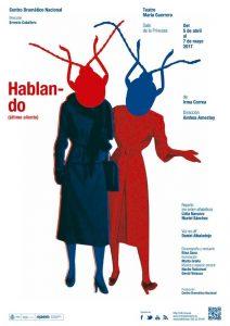 HABLANDO (último aliento) en el Teatro María Guerrero