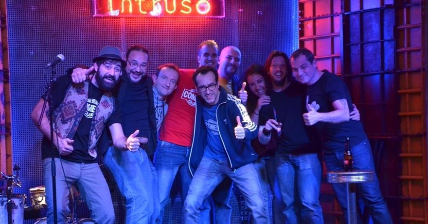 MADRID COMEDY CLUB – OPEN MIC en El Intruso Bar