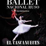 EL CASCANUECES – Ballet Nacional Ruso en el Teatro Nuevo Apolo