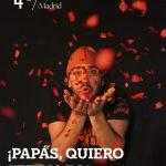 ¡PAPÁS, QUIERO SER MAGO! en los Teatros Luchana