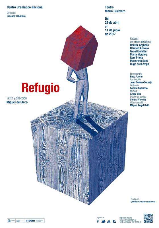 REFUGIO de Miguel del Arco en el Teatro María Guerrero