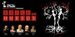 BAILE DE HUESOS en Estudio 2 Manuel Galiana