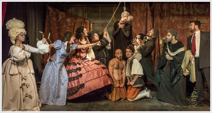 EL AVARO de Molière en Karpas Teatro